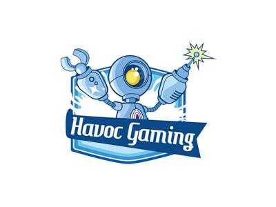 Number 07 - Gaming logos online