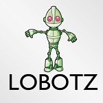 Robot Vector Logo For Sale