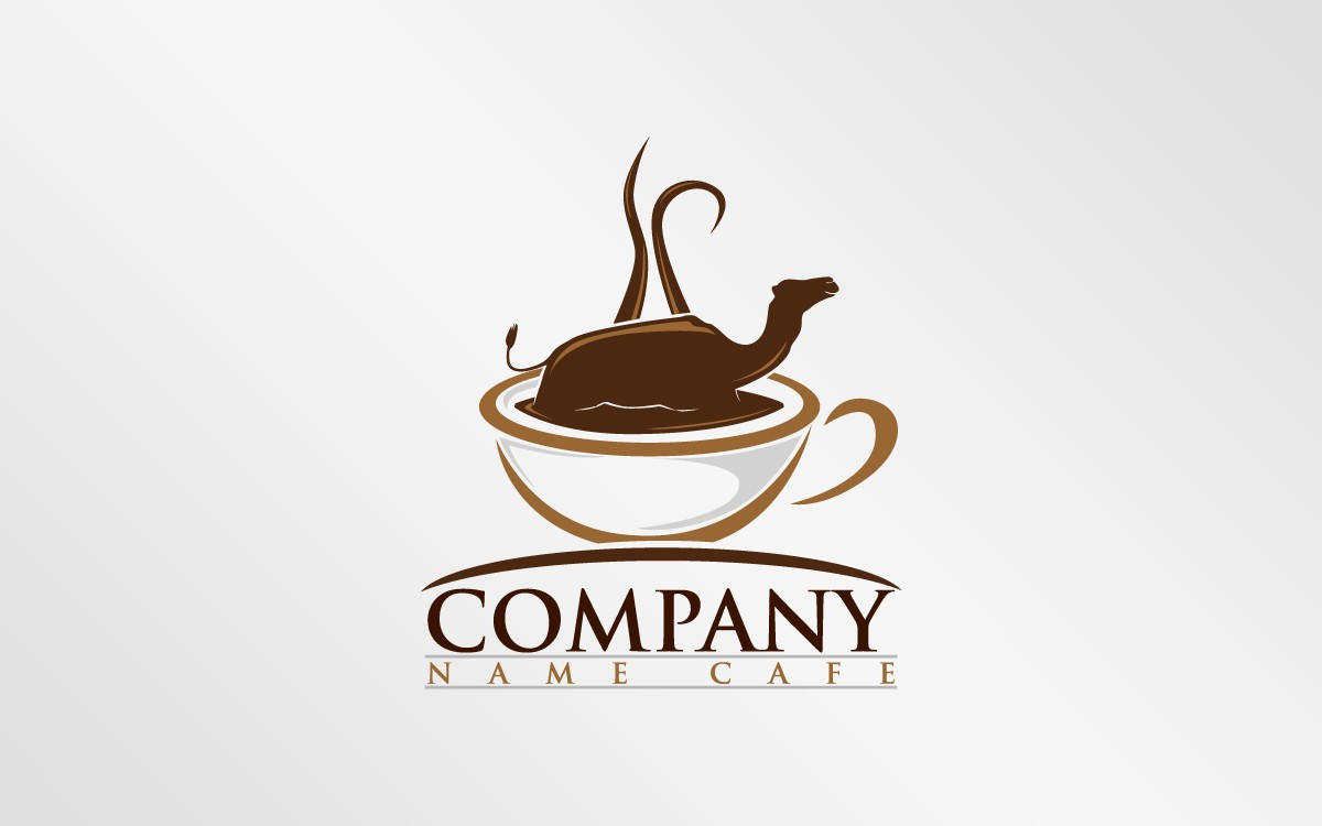 Cafe Camel Logo For Sale