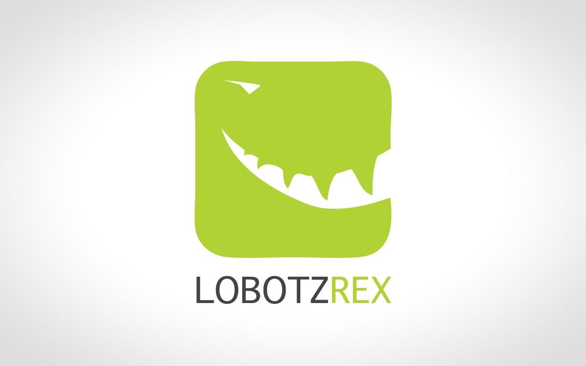 rex dinosaur logo for sale lobotz