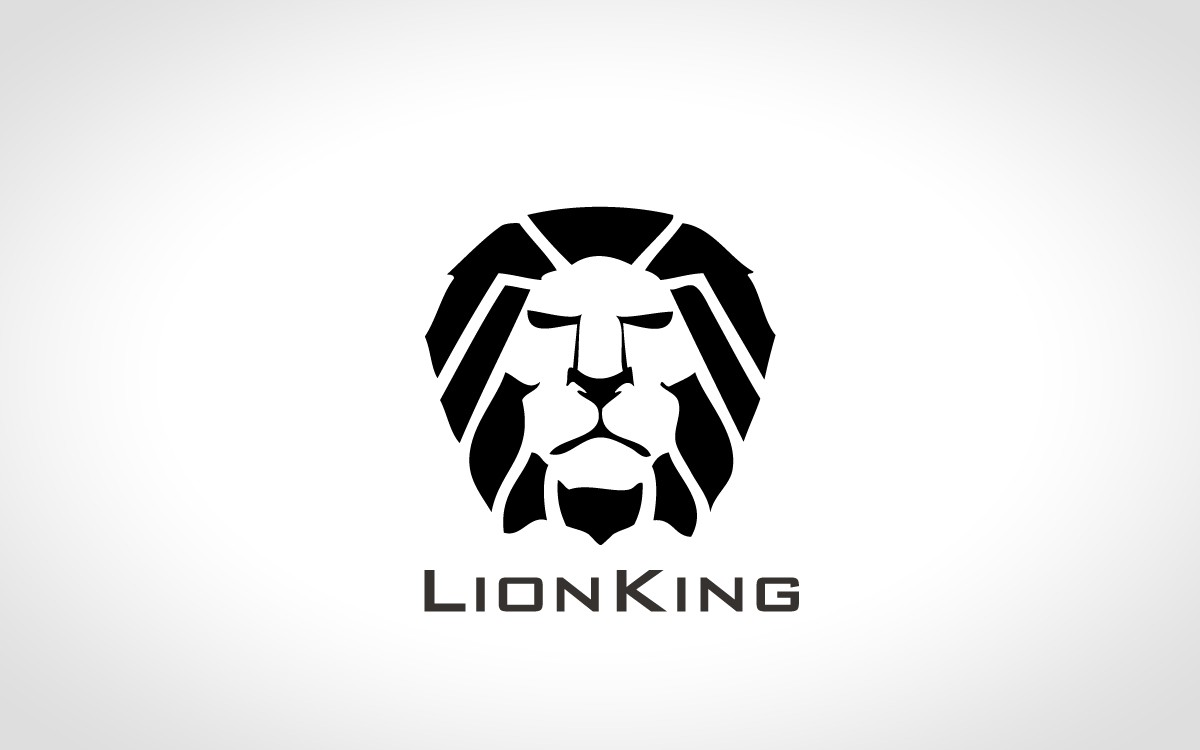 Lion with Crown LogoLion With Crown Car Logo