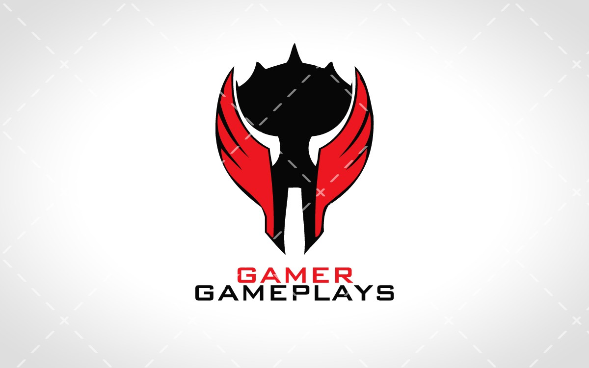 Souvent Gamer Youtube Channel Logo For Sale - Lobotz DX16