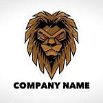 Lion Head Logo For Sale Exquisite Lion Logo
