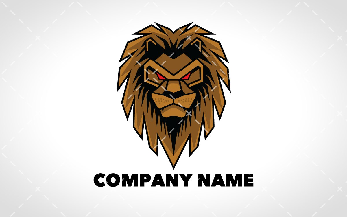roaring lion head logo wwwimgkidcom the image kid
