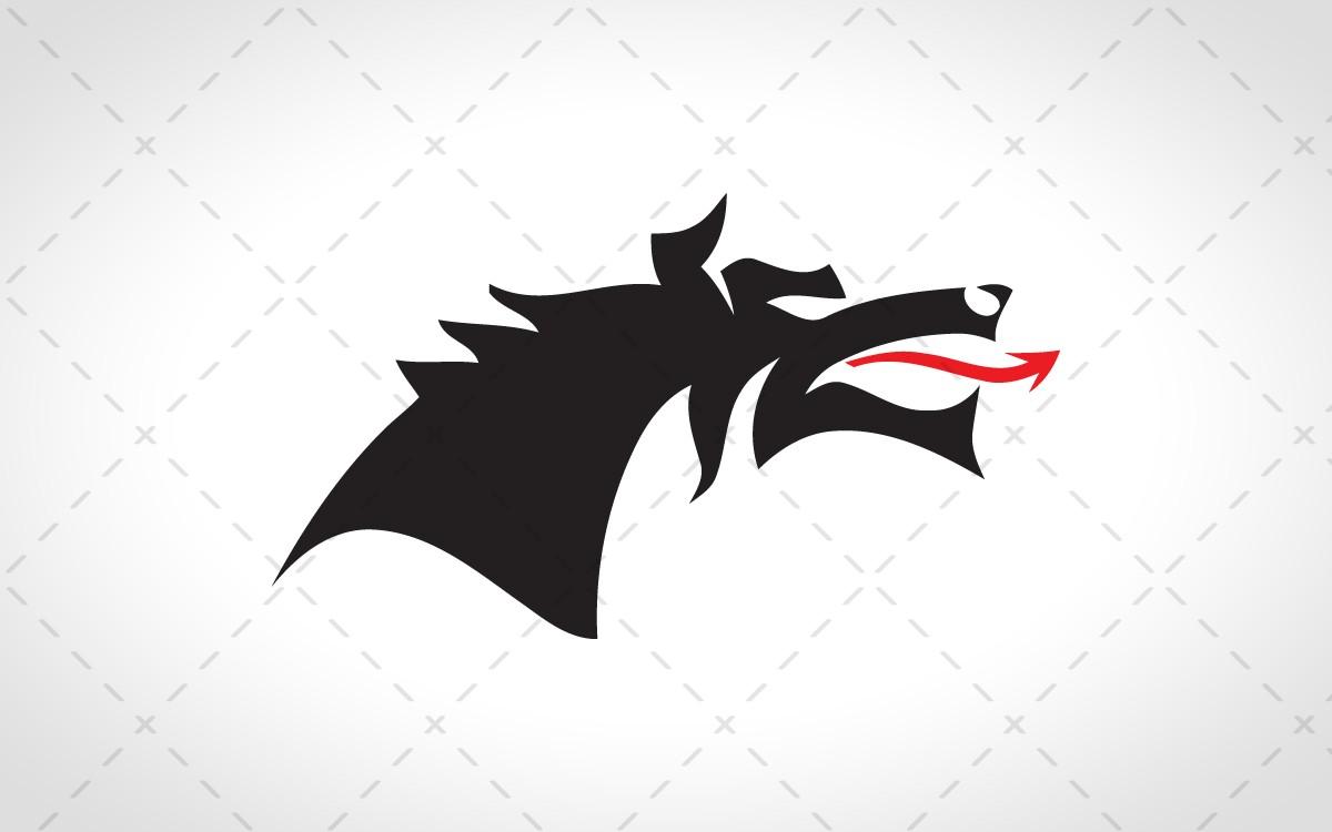 Dragon Logo For Sale