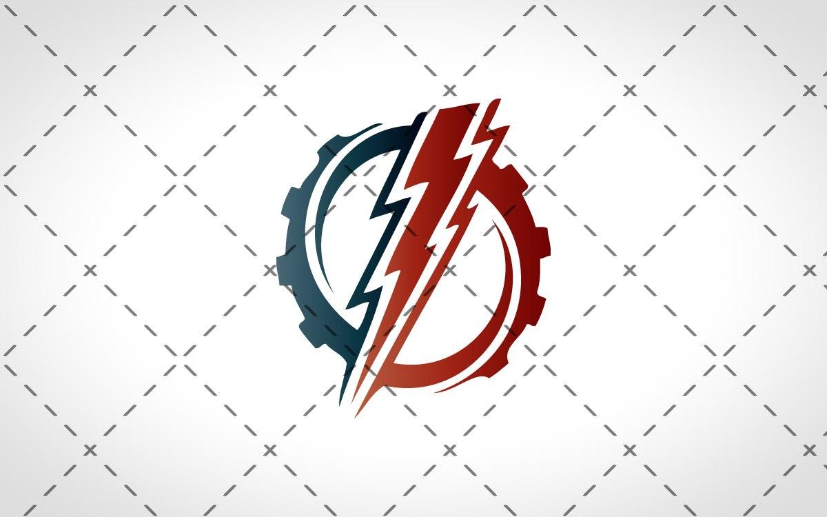 Lightning Logo For Sale - Lobotz