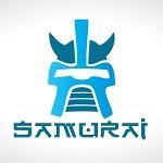 Samurai Logo For Sale | Samurai Helmet Logo