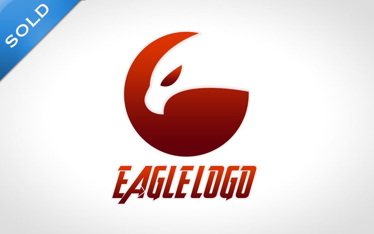 amazing eagle l... Eagle Logo For Sale