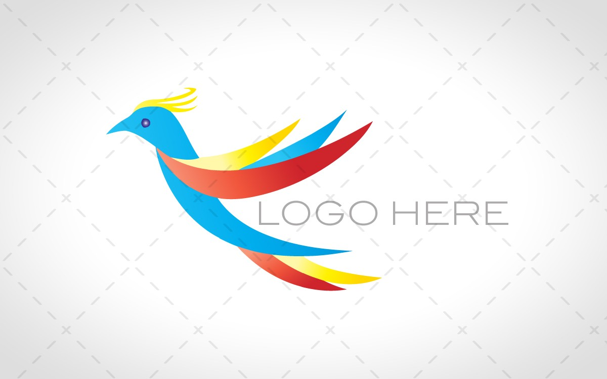 bird logo for sale