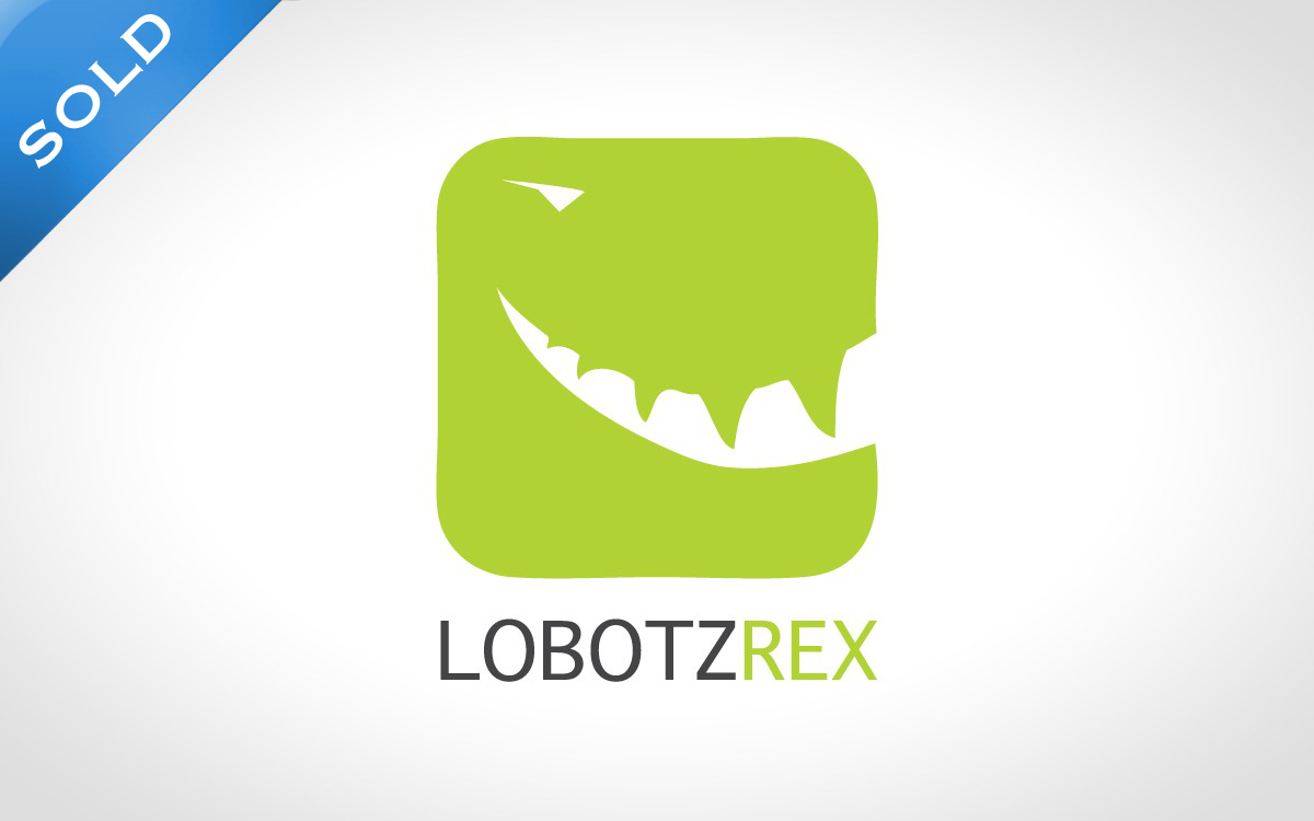 Dinosaur logo for sale