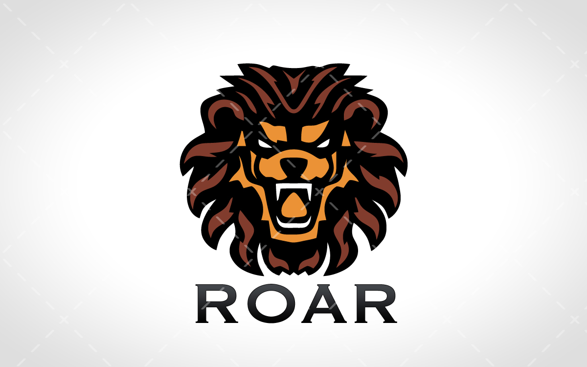 lion logo roaring lion head logo for sale lobotz