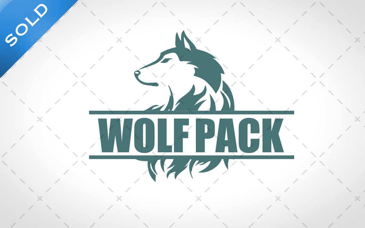 Wolf Logo For S... Gaming Logos For Free