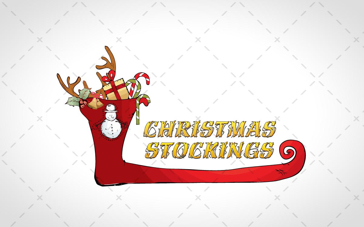 Christmas Stocking Logo