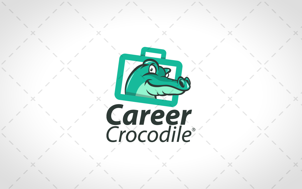 Crocodile Logo For Sale