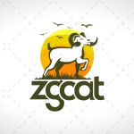 Goat Logo | Amazing Modern Goat Logo For Sale