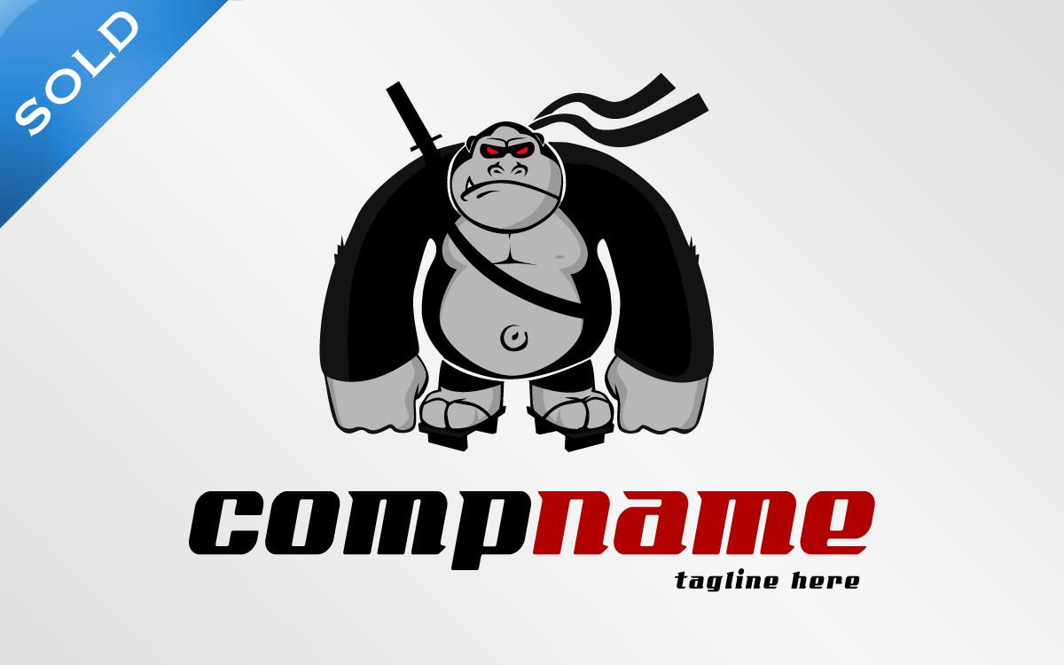 gorilla logo for sale