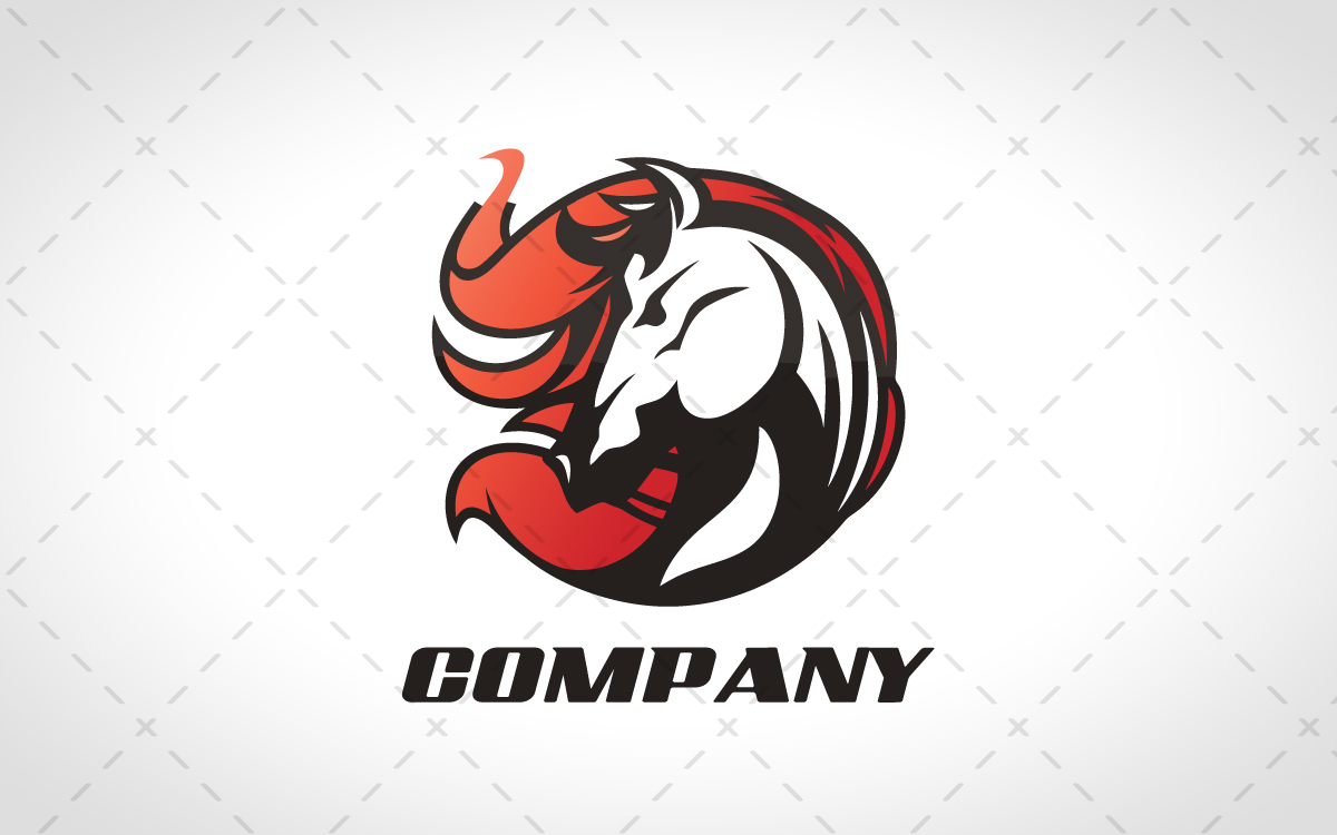 stallion logo for sale