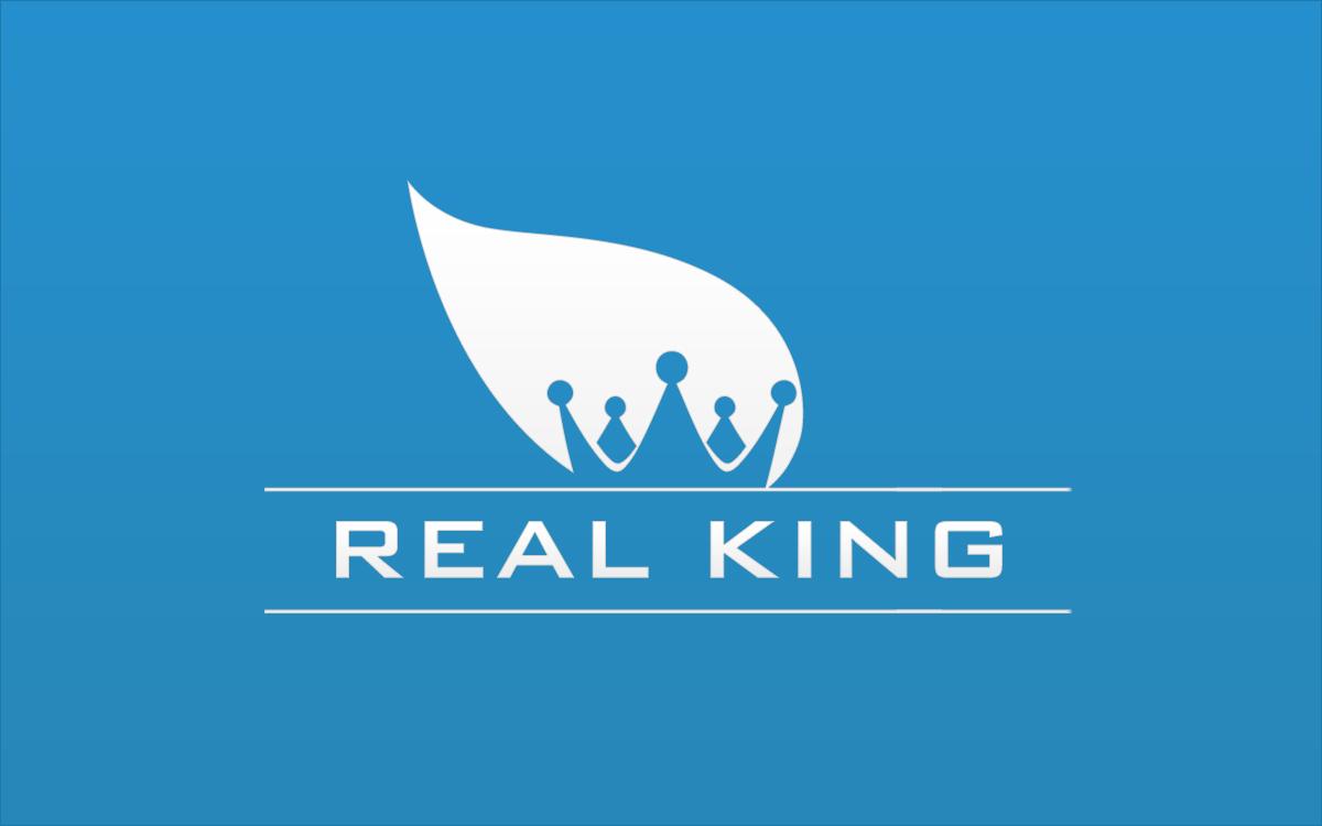 King Crown Logo For Sale - Lobotz