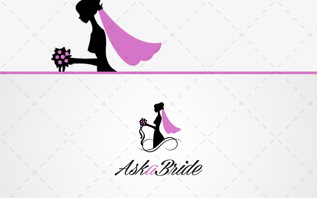 Bride Logo For Sale