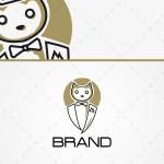 Exclusive Prestigious Cat Logo For Sale