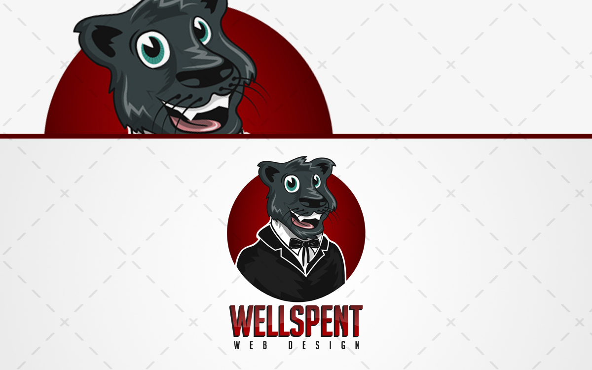 panther logo for sale