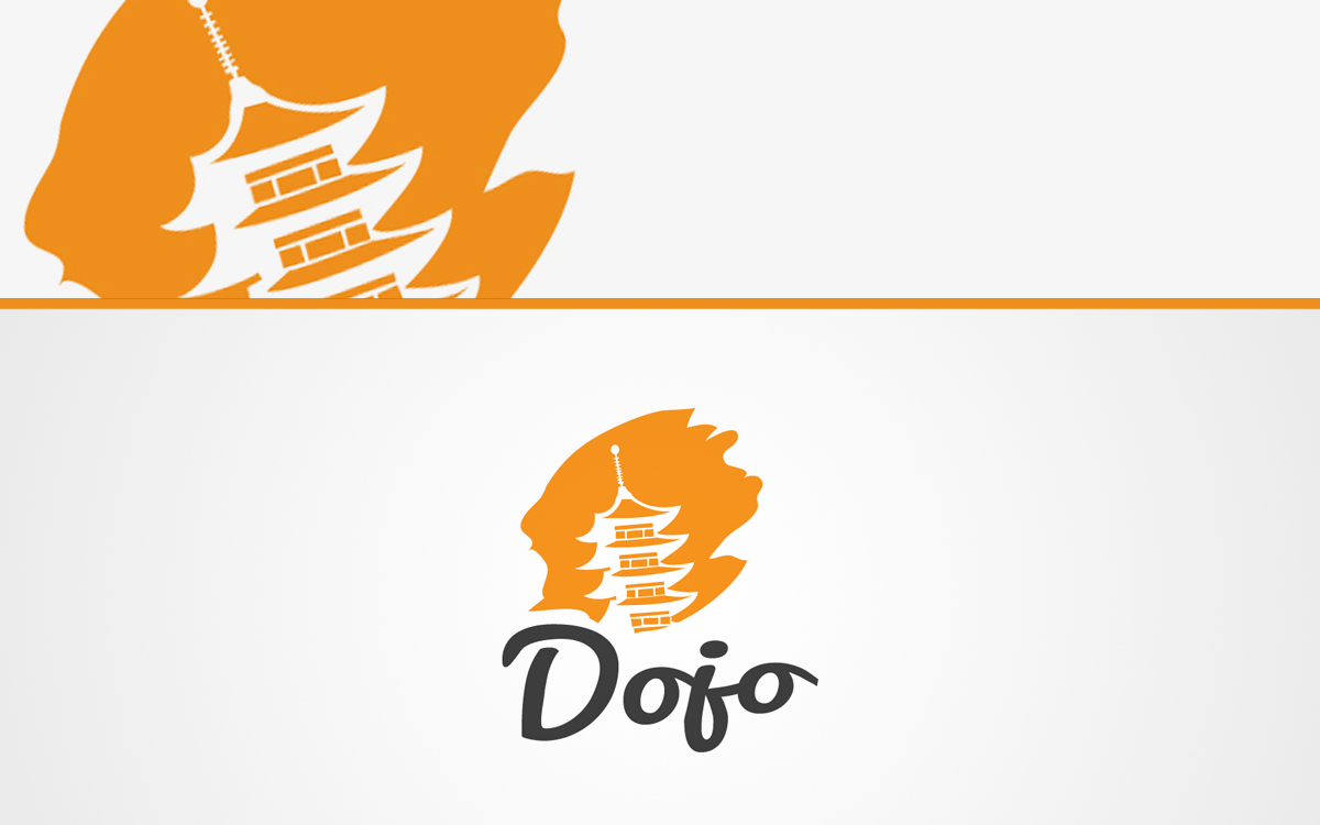 dojo logo for sale