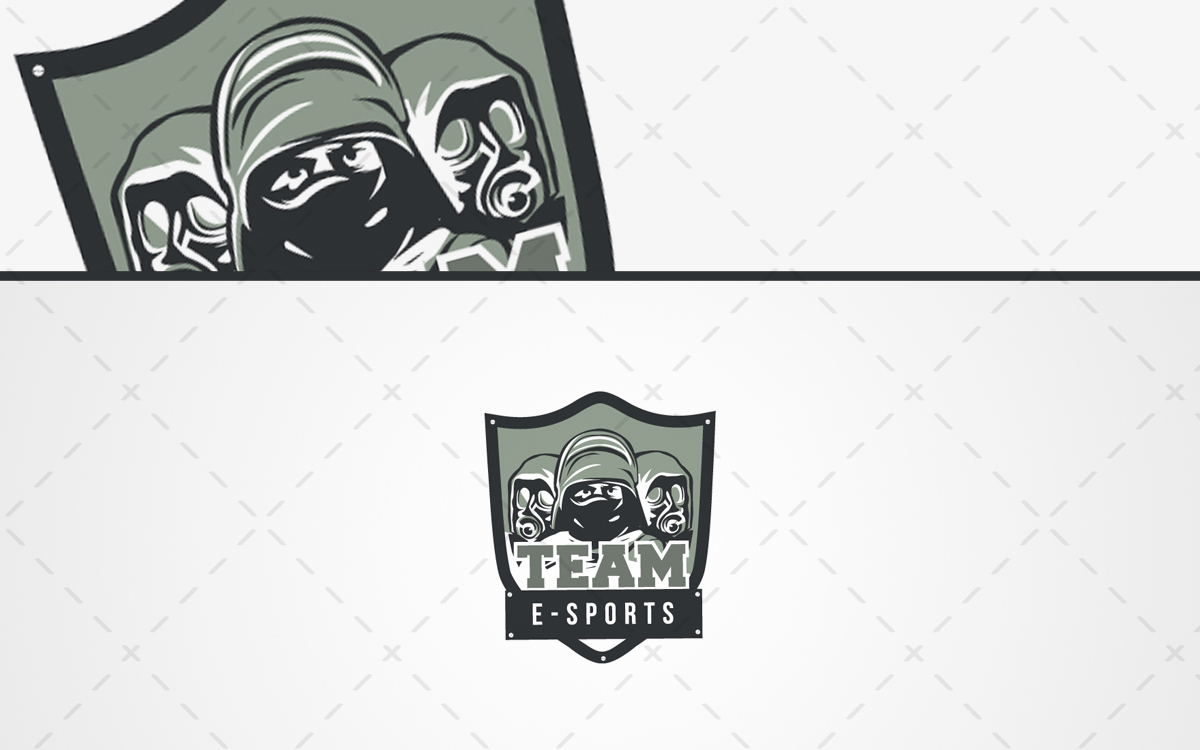 esports team logo for sale