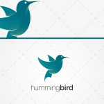 Humming Bird | Ready Made Humming Bird Logo For Sale