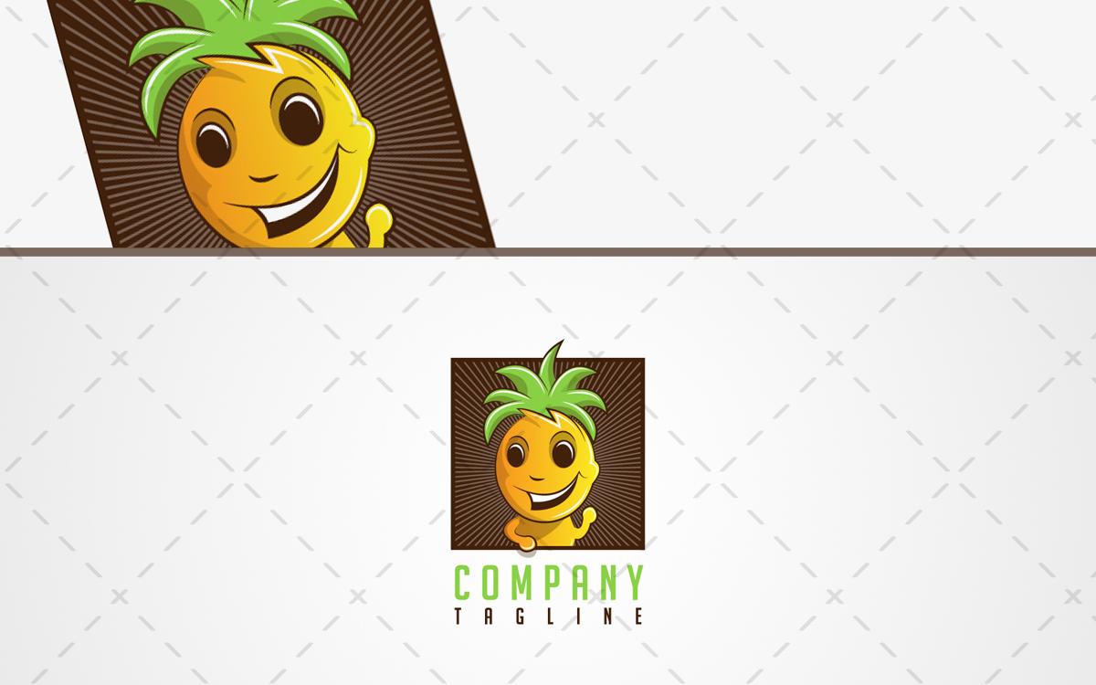 pineapple logo for sale