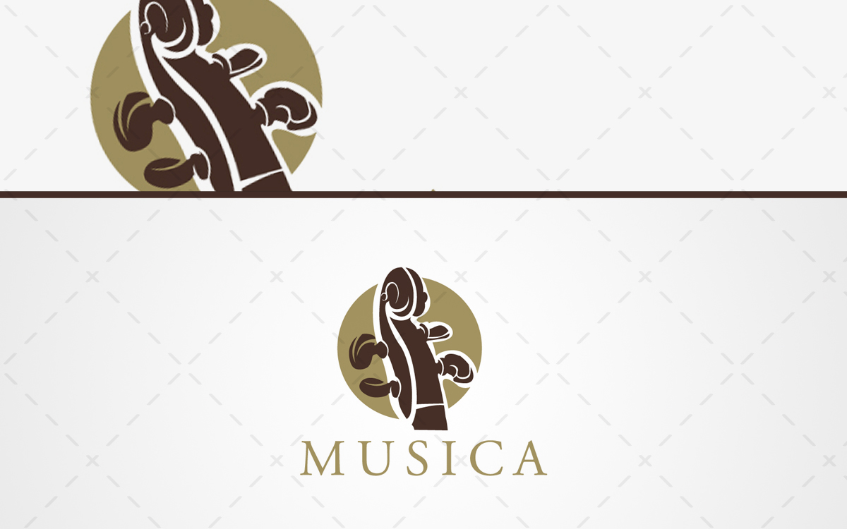 musical logo for sale