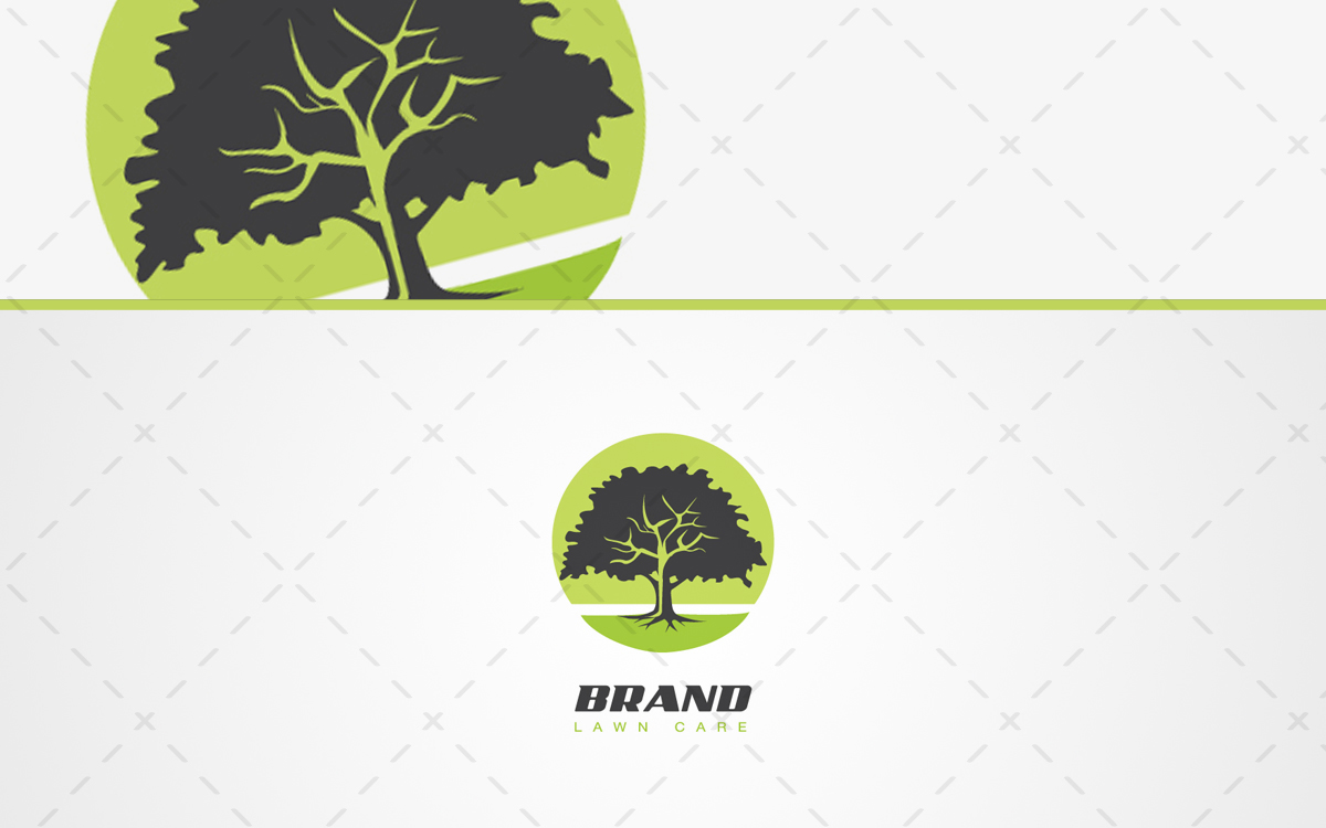 creative tree logo for sale