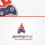 Controller Logo | Gaming Controller Gaming Logo