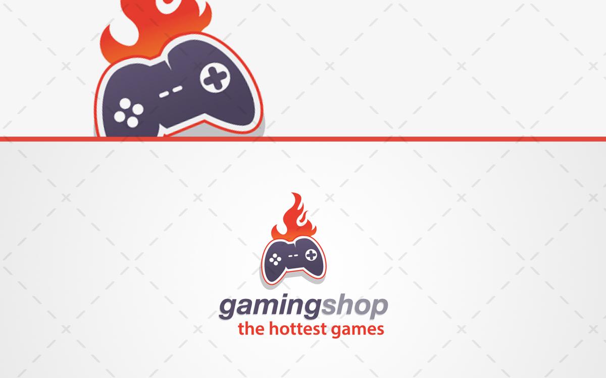 Gaming Controller Gaming Logo