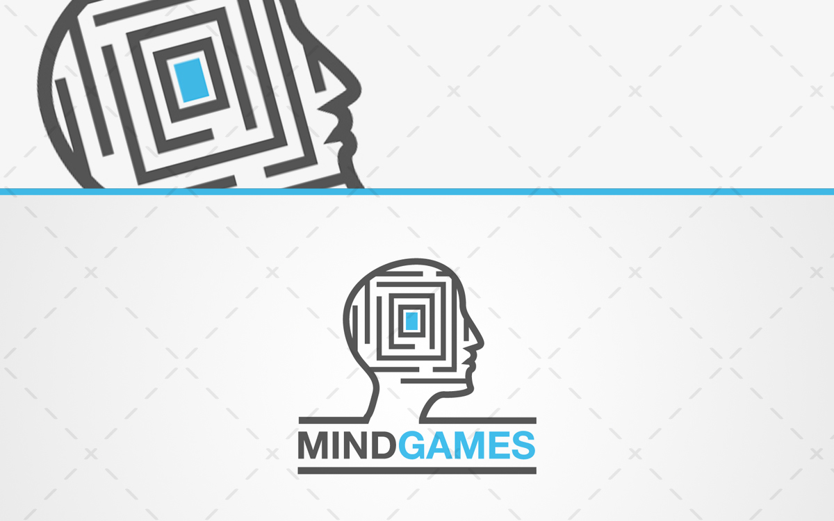 maze Logo For Sale
