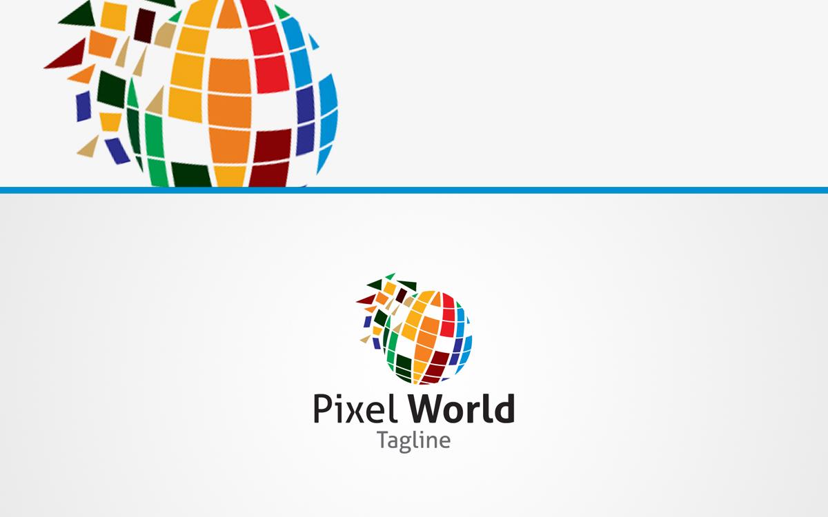 pixel logo for sale