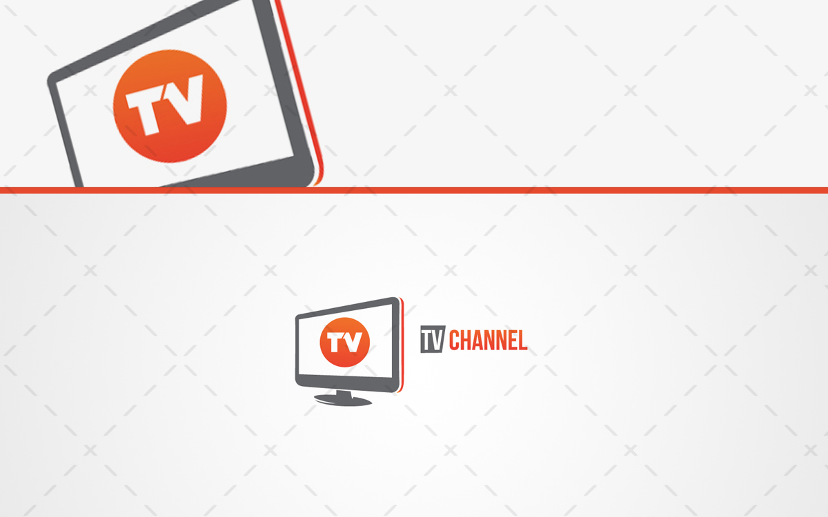tv logo for sale