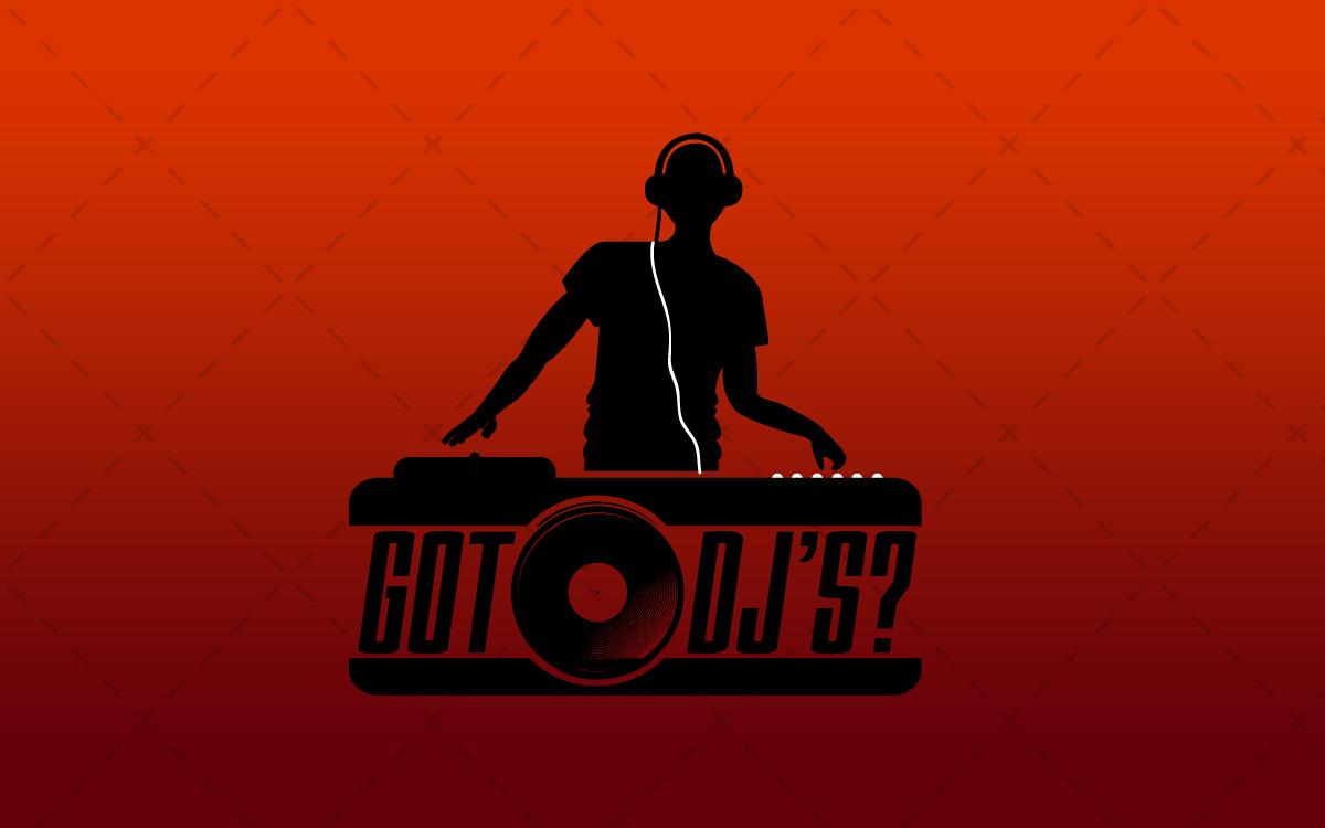Dj Music Logo Sale Buy Online
