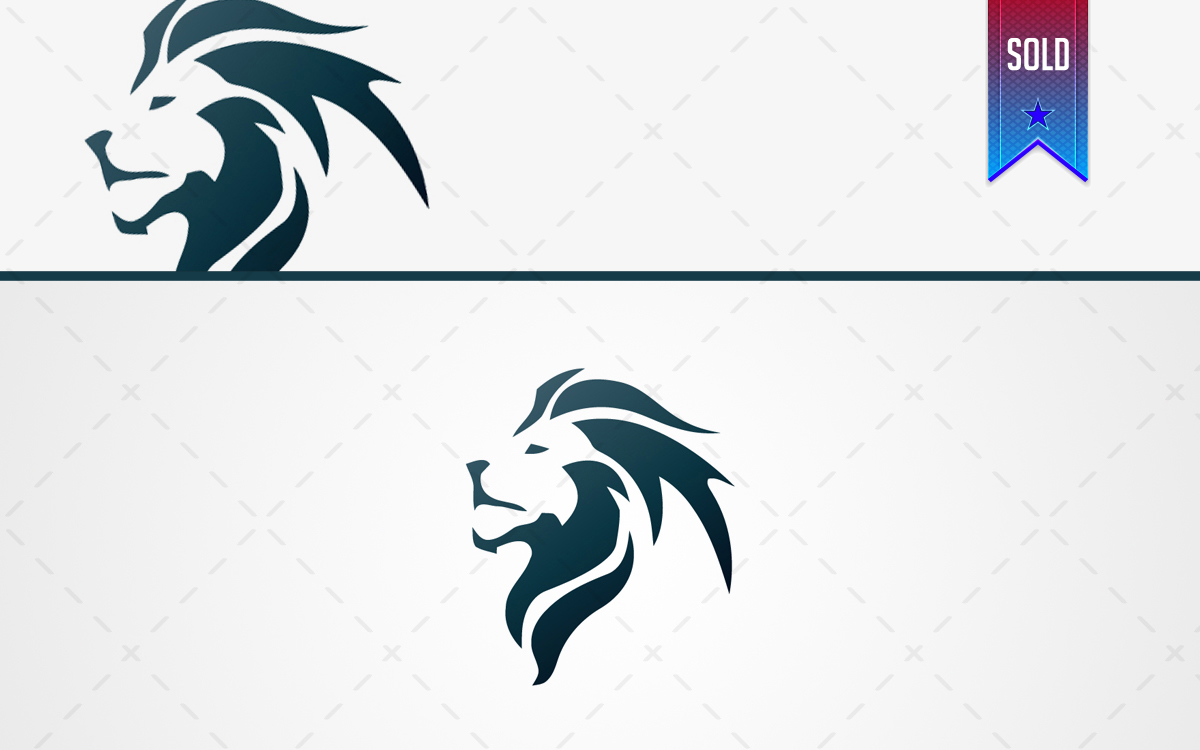 Insurance With Lion Logo