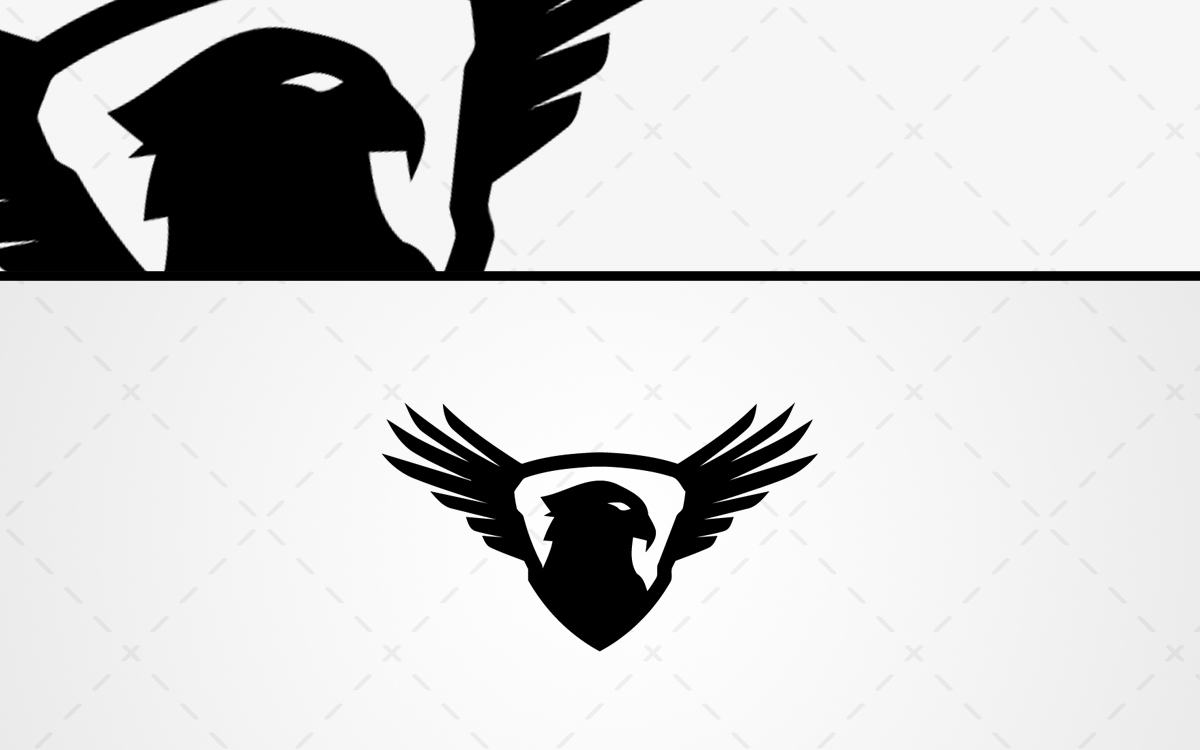 Modern Eagle Lo... Eagle Logo For Sale