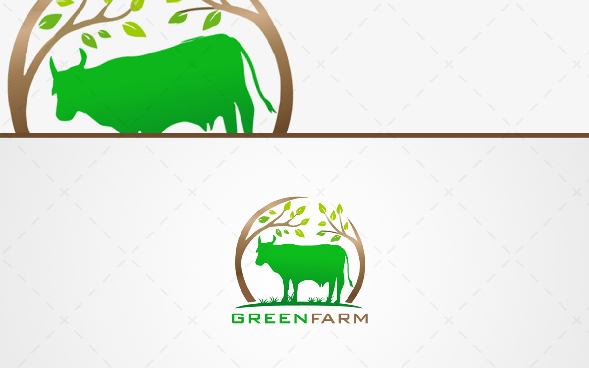 farm logo for sale
