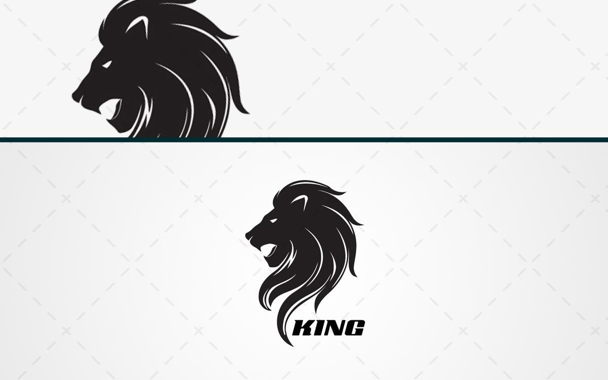 Lion Designer Logo