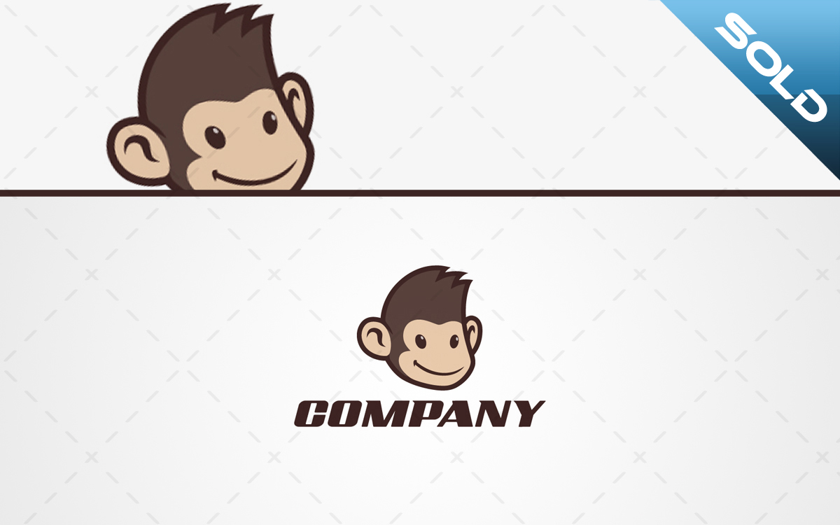 monkey logo for sale