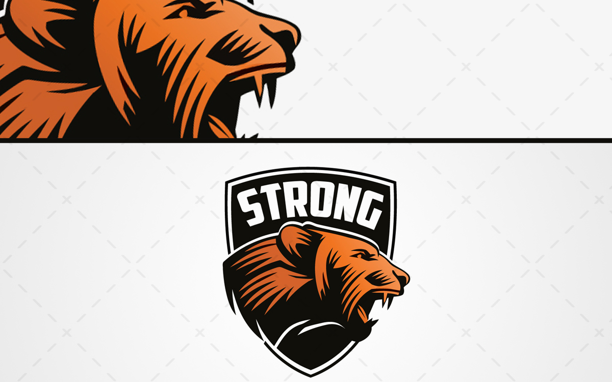Tiger Roar Logo Design