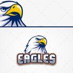 Eagles Mascot Logo For Sale | eSports Logo