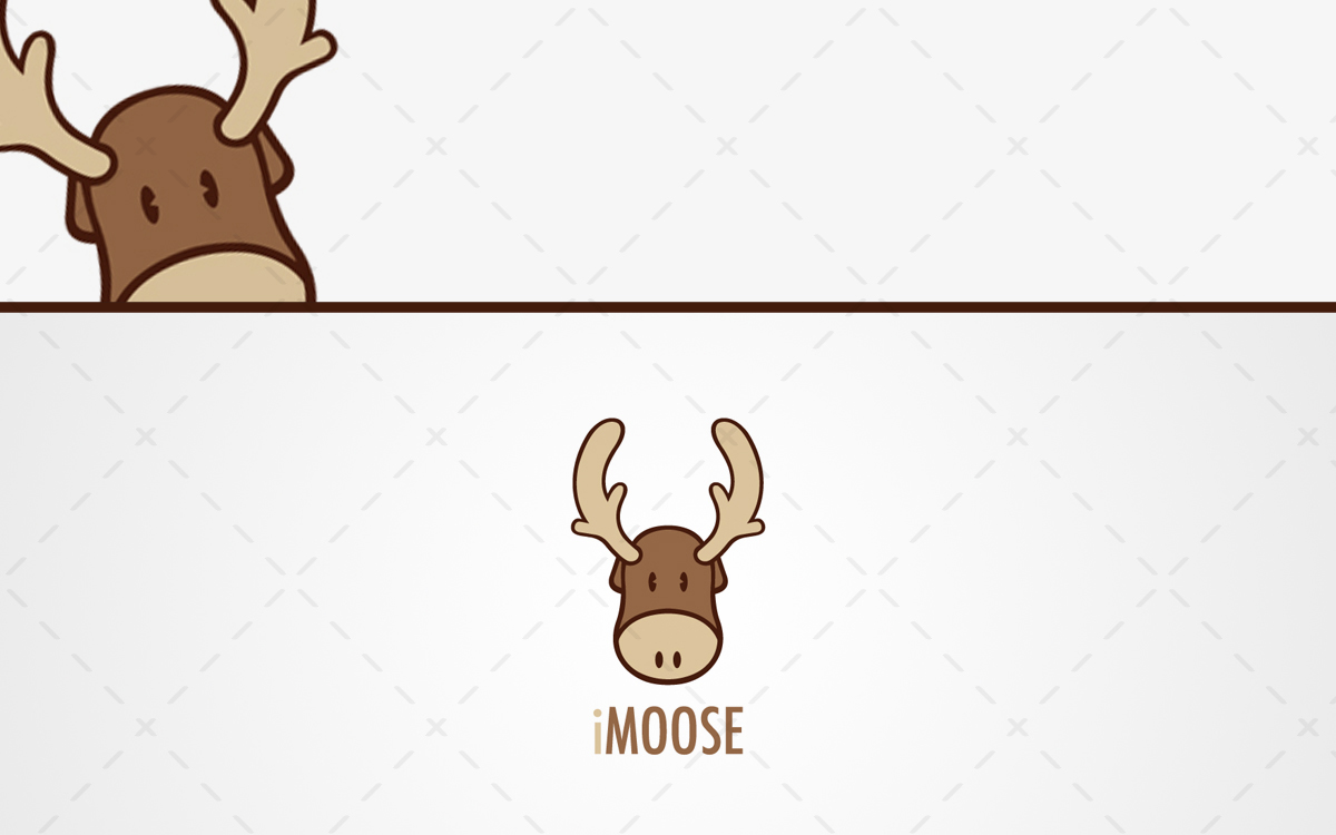 Moose Logo For Sale
