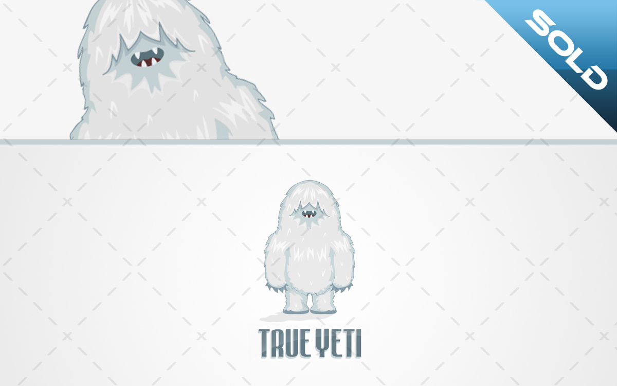 true yeti logo for sale