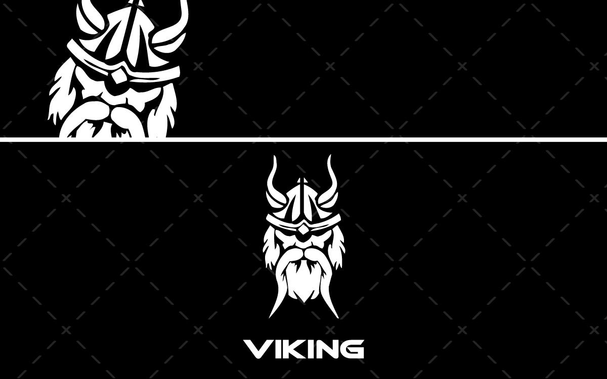Premium Viking Logo For Sale - Lobotz