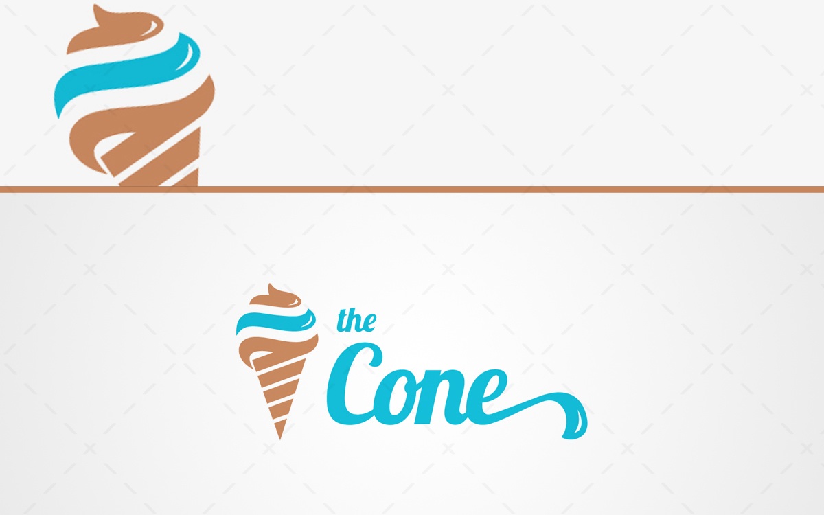 cone logo for sale