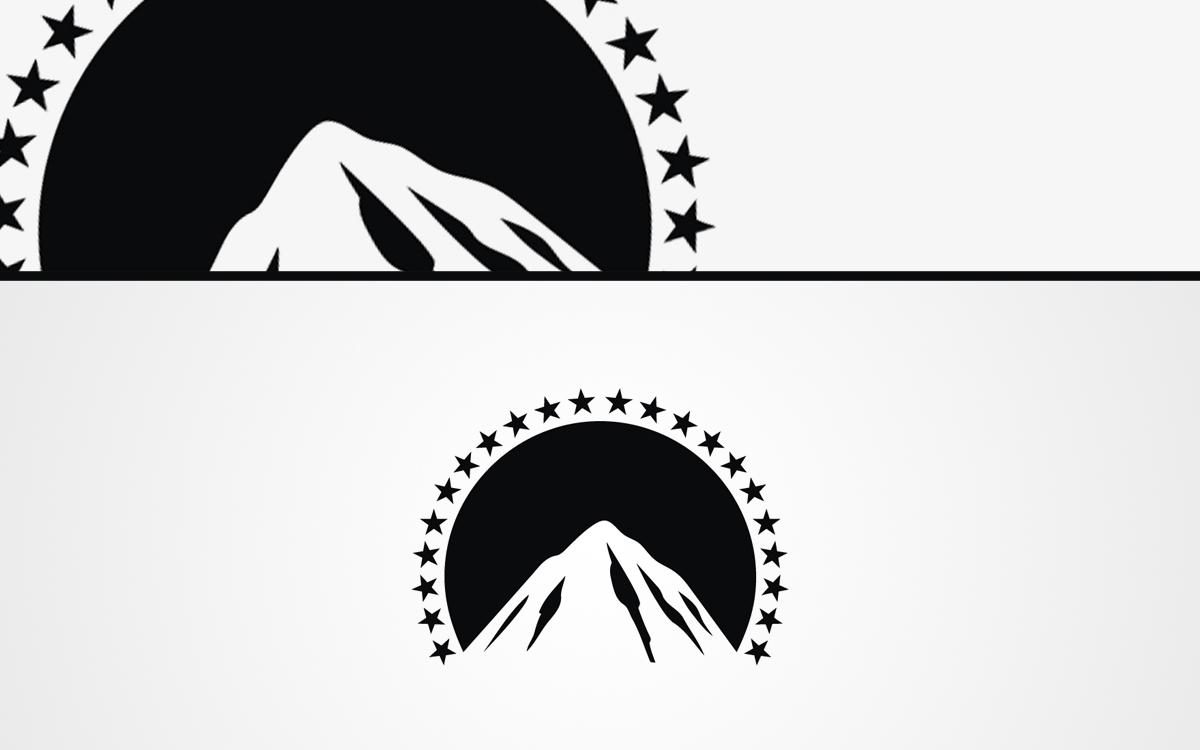 Adventurous Mountain Logo For Sale - Lobotz