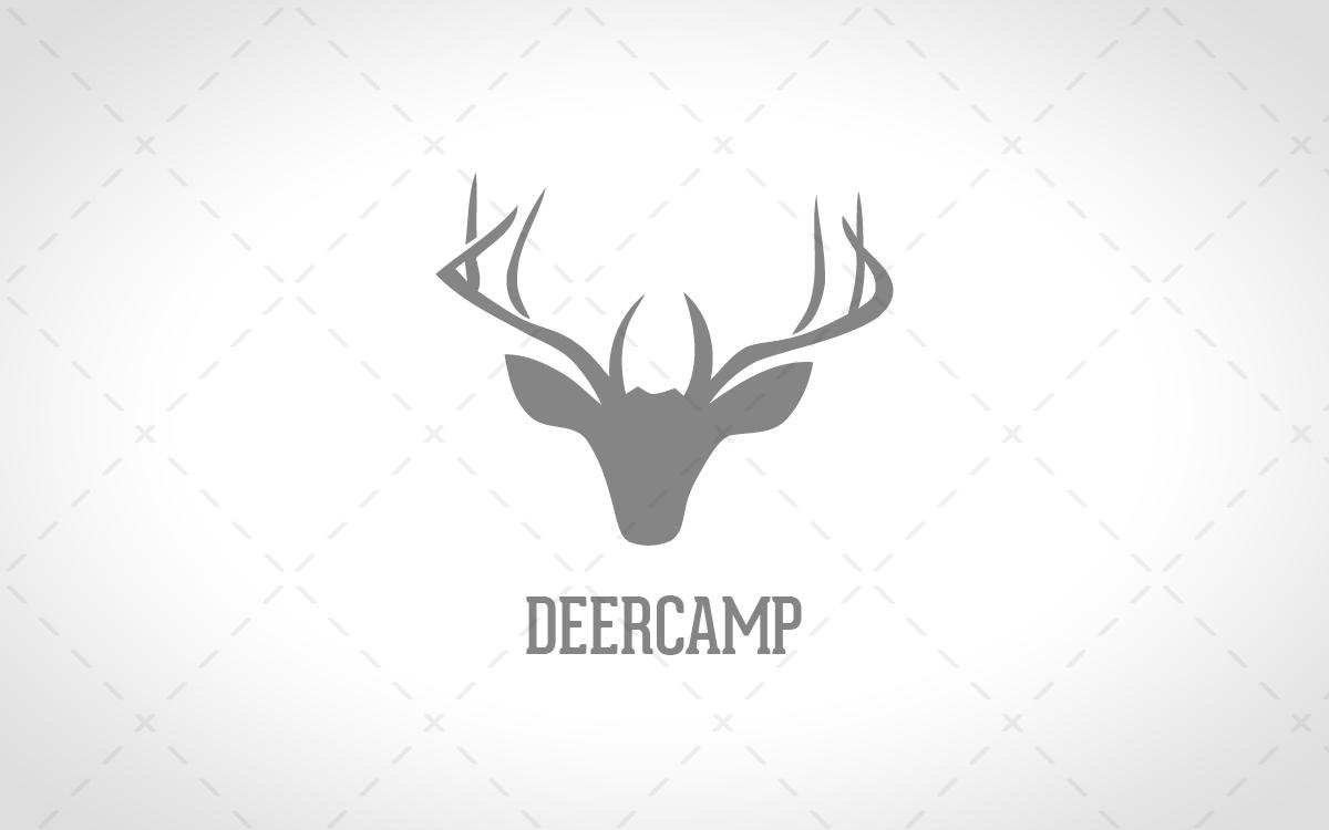 modern deer head logo for sale lobotz rh lobotz com deer head logo brand Deer Head Stencil